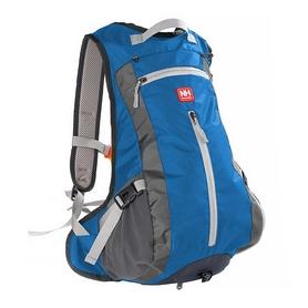 Рюкзак велосипедный с чехлом для шлема Naturehike NH15C001-B 15 л голубой