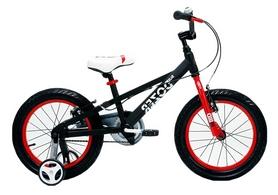 """Велосипед детский RoyalBaby Bull Dozer черный - 16"""""""