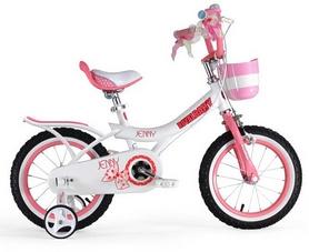 """Велосипед детский RoyalBaby Jenny Girls розовый - 18"""""""