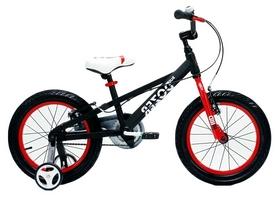 """Велосипед детский RoyalBaby Bull Dozer черный - 18"""""""