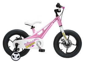 "Велосипед детский RoyalBaby Mgdino розовый - 14"""
