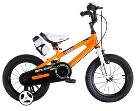 "Велосипед детский RoyalBaby Freestyle - 16"", оранжевый (RB16B-6-ORG)"