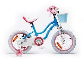 "Велосипед детский RoyalBaby Star Girl - 12"", синий (RB12G-1-BLU)"
