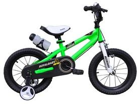 "Велосипед детский RoyalBaby Freestyle - 18"", зеленый (RB18B-6-GRN)"