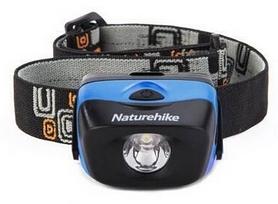 Фонарь налобный Naturehike NH00T001-D синий