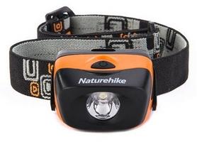 Фонарь налобный Naturehike NH00T001-D оранжевый
