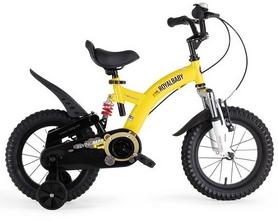 "Велосипед детский RoyalBaby Flybear - 18"", желтый (RB18B-9-YEL)"