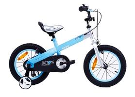 """Велосипед детский RoyalBaby Buttons - 14"""", синий (RB14-15M-BLU)"""