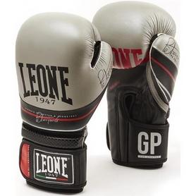 Перчатки боксерские Leone Doctor Black
