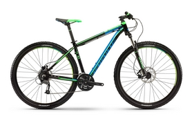 """Велосипед горный Haibike Big Curve 9.30 2016 - 29"""", рама - 45 см, черный (4153324645)"""