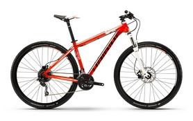 """Велосипед горный Haibike Big Curve 9.50 29"""" 2016 черный рама - 55 см"""