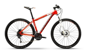"""Велосипед горный Haibike Big Curve 9.50 29"""" 2016 черный рама - 50 см"""