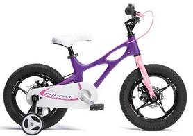"""Велосипед детский RoyalBaby Space Shuttle 16"""", фиолетовый"""
