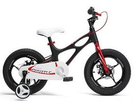 """Велосипед детский RoyalBaby Space Shuttle 16"""", черный"""