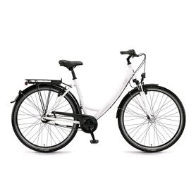 """Велосипед городской женский Winora Hollywood 2016 - 28"""", рама - 45 см, белый (4062967645)"""