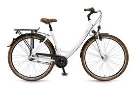 """Велосипед городской женский Winora Holiday - 26"""", рама - 42 см, белый (4064367642)"""