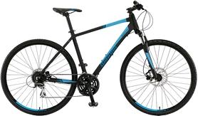 """Велосипед кроссовый Winora Yacuma 2016 - 28"""", рама - 56 см, черно-синий (4082024656)"""