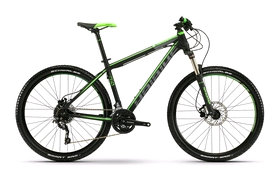 "Велосипед горный Haibike Edition 7.60 2016 - 27,5"", рама - 50 см, зеленый (4151130650)"