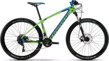 Велосипед горный Haibike Freed 7.40 2016 - 27.5