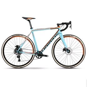 """Велосипед кроссовый Haibike Noon 8.30 2016 - 28"""", рама - 56 см, голубой (4173211656)"""