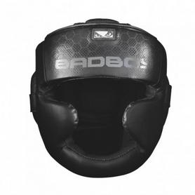 Фото 1 к товару Шлем боксерский Bad Boy Pro Legacy 2.0 Black