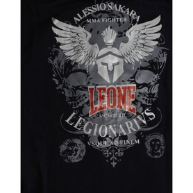 leone Кофта спортивная Leone Legionarivs Fleece черная - S 500065-S