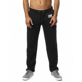 Штаны спортивные Leone Fleece черные
