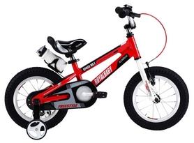 """Велосипед детский RoyalBaby Freestyle Space Alloy Alu 14"""", красный"""