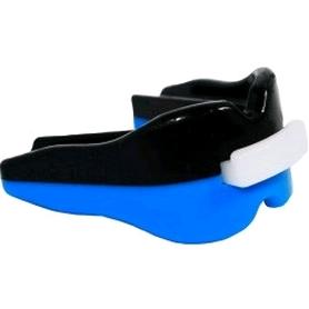 Фото 2 к товару Капа боксерская PowerPlay 3313 blue
