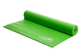 Коврик для йоги (йога-мат) PowerPlay 4010 4 мм green