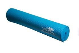 Фото 2 к товару Коврик для йоги (йога-мат) PowerPlay 4010 6 мм blue