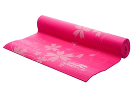Коврик для йоги (йога-мат) PowerPlay 4011 4 мм pink