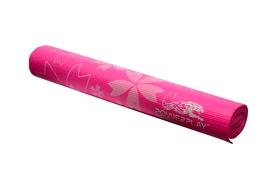 Фото 2 к товару Коврик для йоги (йога-мат) PowerPlay 4011 4 мм pink