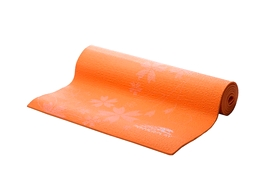 Коврик для йоги (йога-мат) PowerPlay 4011 8 мм orange