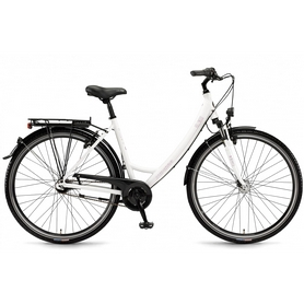 """Велосипед городской женский Winora Hollywood  - 26"""", рама - 42 см, белый (4062867642)"""
