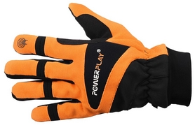Перчатки велосипедные PowerPlay 6906 Orange
