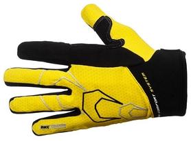 Перчатки велосипедные PowerPlay 6556 желтые