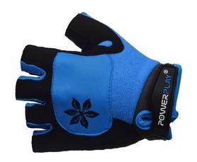 Перчатки велосипедные женские PowerPlay 5284 D синие