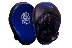 Лапы боксерские PowerPlay 3035 blue (1 шт)