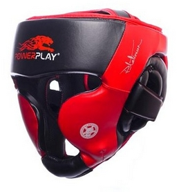 Шлем боксерский PowerPlay 3031 red - L