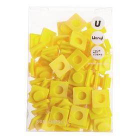 Пиксели Upixel Big бананово-желтые