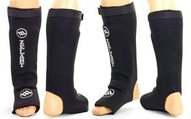 Защита для ног (голень+стопа) ZLT ZB-4219-BK черная