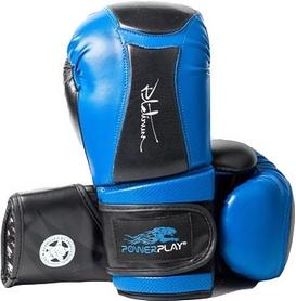 Перчатки боксерские PowerPlay 3020 синие