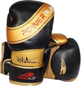 Перчатки боксерские PowerPlay 3023 черные