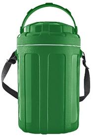 Термоконтейнер для еды Mega (4,8 л) зеленый