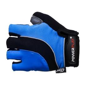 Перчатки велосипедные PowerPlay 5037 A синие