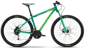 "Велосипед горный Haibike Big Curve 9.40 2016 - 29"", рама - 50 см, зеленый (4153327650)"
