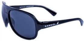 Очки солнцезащитные Kangol Blitz черные