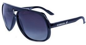 Очки солнцезащитные Kangol Tempo черные
