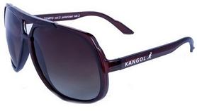 Очки солнцезащитные Kangol Tempo коричневые